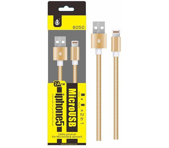 Datový a nabíjecí kabel PLUS 8050