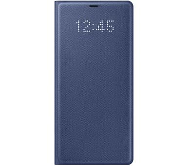 Samsung LED View Cover pro NOTE 8 Deep Blue (EF-NN950PNEGWW) + DOPRAVA ZDARMA