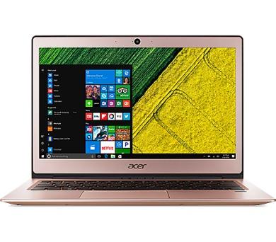 """Acer Swift 1 - 13""""/N4200/4G/128SSD/W10 růžový (NX.GPREC.001)"""