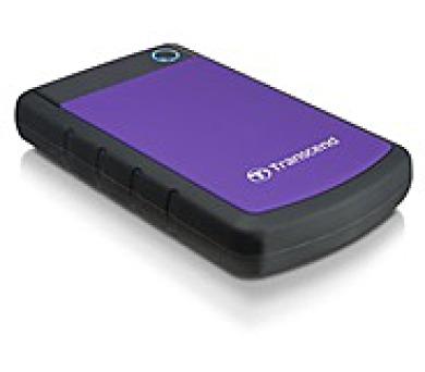 """TRANSCEND externí HDD 2,5"""" USB 3.0 StoreJet 25H3P"""