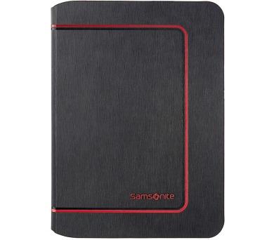 Sam. Tabzone Color Frame-iPad Air 2 Black/Red + DOPRAVA ZDARMA