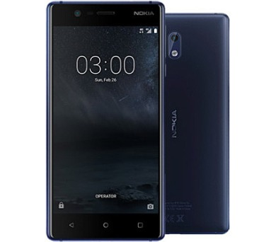 Nokia 8 Single SIM Tempered Blue
