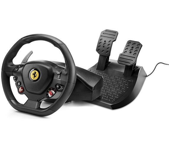 Thrustmaster Sada volantu a pedálů T80 Ferrari 488 GTB Edition pro PS5