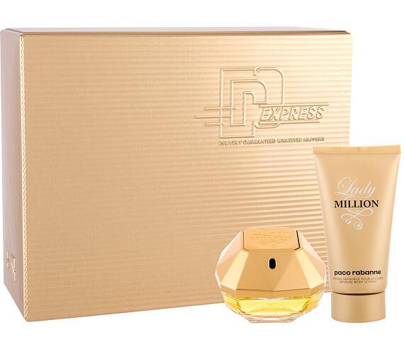 Parfémovaná voda Paco Rabanne Lady Million + DOPRAVA ZDARMA