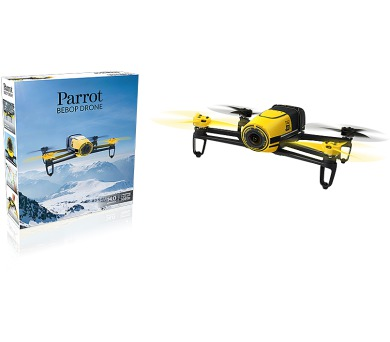 Parrot Bebop Drone - Yellow + DOPRAVA ZDARMA