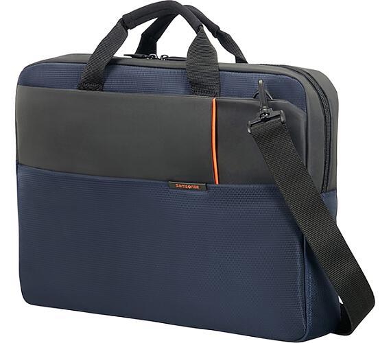 Samsonite Qibyte Laptop Bag 17,3 Blue + DOPRAVA ZDARMA