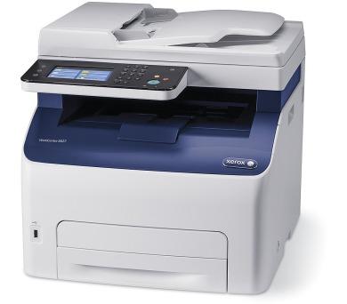 Xerox WorkCentre 6027Ni/ barevná HiQ LED MFZ/ A4/ 18ppm/ USB/ Wi-Fi/ NET/ 128mb/ PCL
