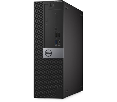 DELL OptiPlex 7050 SFF/ i7-7700/ 8GB/ 1TB (7200)/ DVDRW/ W10Pro/ vPro/ 3YNBD on-site
