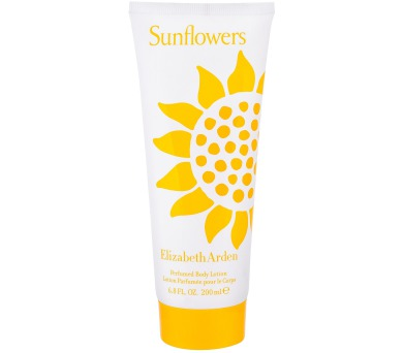 Tělové mléko Elizabeth Arden Sunflowers