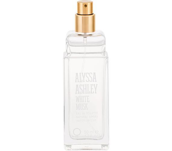 Toaletní voda Alyssa Ashley White Musk