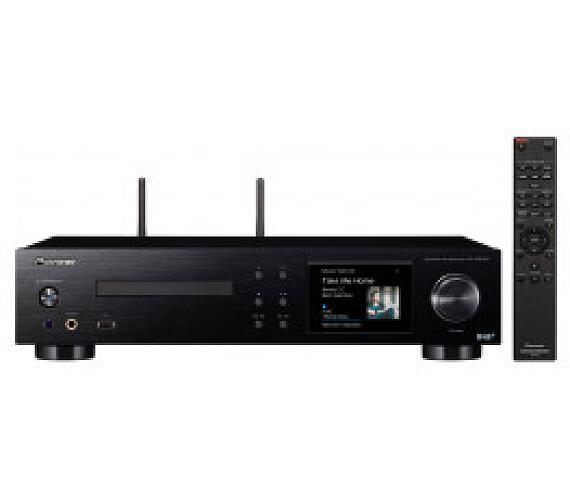 Pioneer audio přijímač 2.0 s CD a sítí černý (NC-50DAB-B) + DOPRAVA ZDARMA