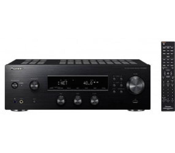 Pioneer audio přijímač 2.0 se sítí černý + DOPRAVA ZDARMA