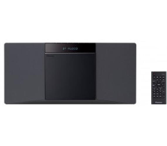 Pioneer slim mikro systém s CD + DOPRAVA ZDARMA