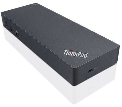 Lenovo TP Port ThinkPad Thunderbolt 3 Dock (40AC0135EU)
