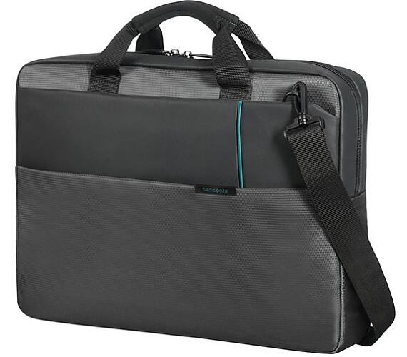 Samsonite Qibyte Laptop Bag 17,3´´ Anthracite (16N*09003)