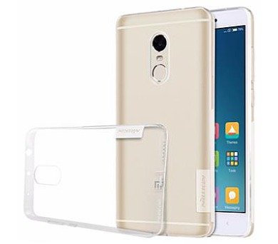 Nillkin Nature TPU Pouzdro Transparent pro Xiaomi Redmi Note 4 Global
