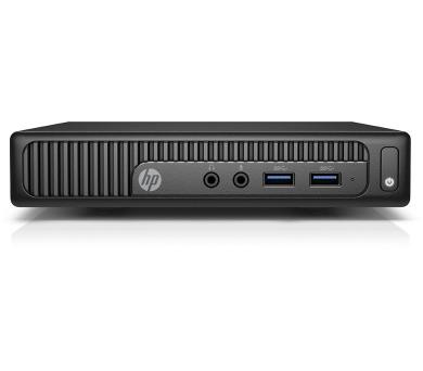 HP 260G2 DM/ i3-6100U/ 4GB DDR4/ 128GB SSD/ Intel HD 520/ WiFi/ FDOS + usb klávesnice a myš (2TP28EA#BCM)