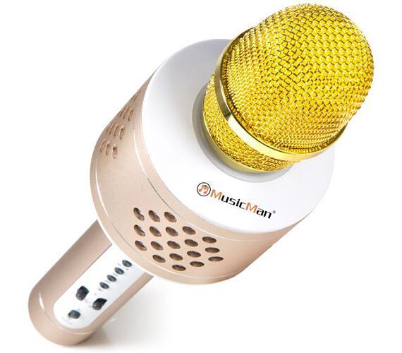 Technaxx PRO bluetooth karaoke mikrofon + DOPRAVA ZDARMA