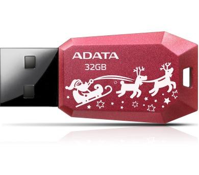 ADATA USB UV100F 32GB Vánoční edice