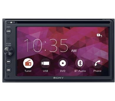 """SONYXAV-AX200 16,3cm (6,6"""") DVD přehrávač s displejem LCD (XAVAX200.EUR)"""
