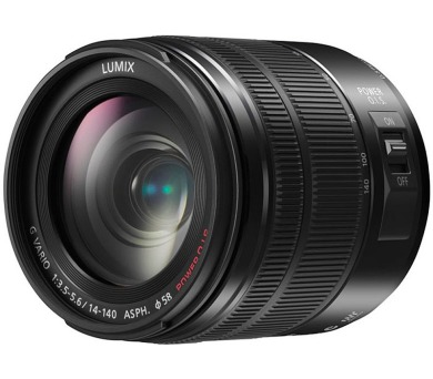 Panasonic H-FS14140EKA - LUMIX G VARIO HD 14-140mm/F3.5-5.6 ASPH POWER O.I.S. + DOPRAVA ZDARMA