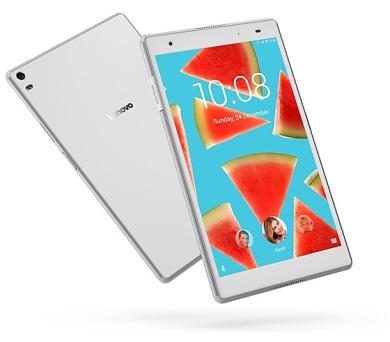 "Lenovo TAB4 8"" PLUS LTE 16 GB (ZA2F0003CZ) bílý"