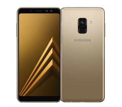 Samsung Galaxy A8 Dual SIM - Gold + DOPRAVA ZDARMA