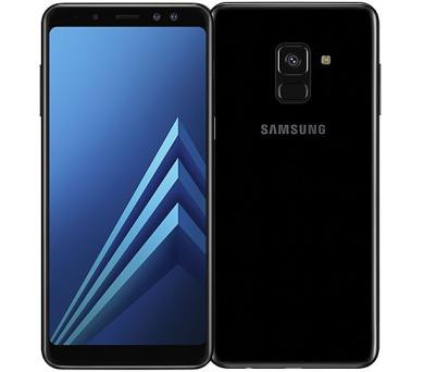 Samsung Galaxy A8 Dual SIM - Black + DOPRAVA ZDARMA