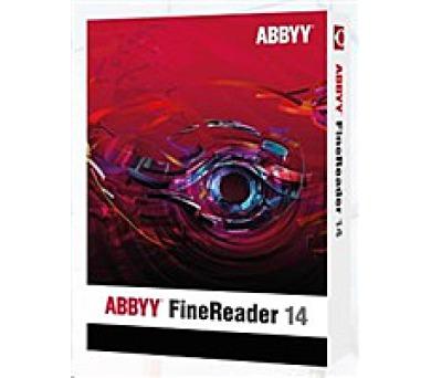 ABBYY FineReader 14 Standard / standalone / ESD - GOV