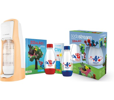 Sodastream Jet OR Tropical s dárkem