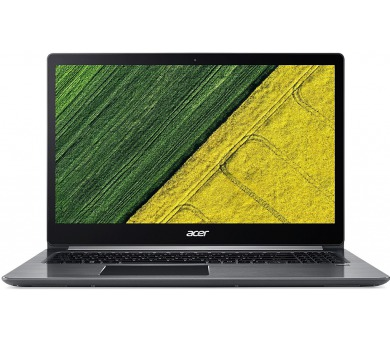 "Acer Swift 3 (SF315-41-R50H) AMD Ryzen 5 2500U/8GB/256GB+N(HDD)/15.6""FHD IPS LCD/HD Graphics/W10 Home/Gray + DOPRAVA ZDARMA"