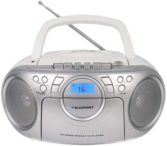 BLAUPUNKT BB16WH FM PLL CD/MP3/USB/AUX + DOPRAVA ZDARMA