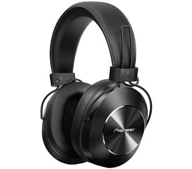 Pioneer náhlavní sluchátka s BT Hi-Res černá
