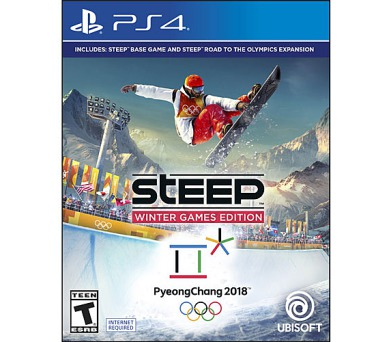 PS4 - Steep Winter Games Edition