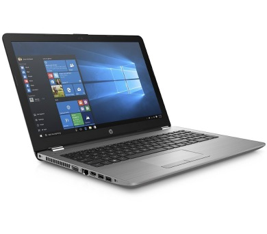 "HP 250 G6/ i5-7200U/ 4GB/ 1TB (5400)/ AMD Radeon 520 2GB/ 15,6"" FHD/ DVD-RW/ W10H/ stříbrný"