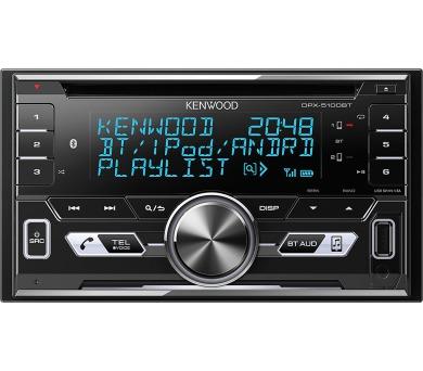 Kenwood DPX-5100BT + DOPRAVA ZDARMA