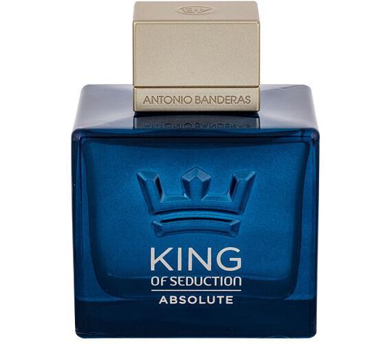Toaletní voda Antonio Banderas King of Seduction Absolute