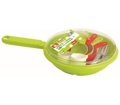 Pánev a sada nádobí