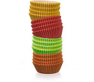 Cukrářské košíčky 200 ks barvy