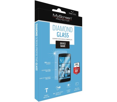 myScreen DIAMOND GLASS LG LEON C50 4G LTE (H340n)
