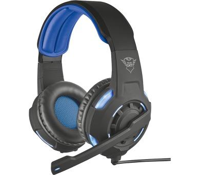 TRUST GXT 350 7.1 Bass headset + DOPRAVA ZDARMA