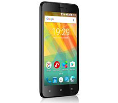 "PRESTIGIO - 1GB/8GB 5.0"" TN (480x854) QuadCore 1.2GHz cam 5+0.3 Mpx 2000mAh dual Android 6.0 černý"