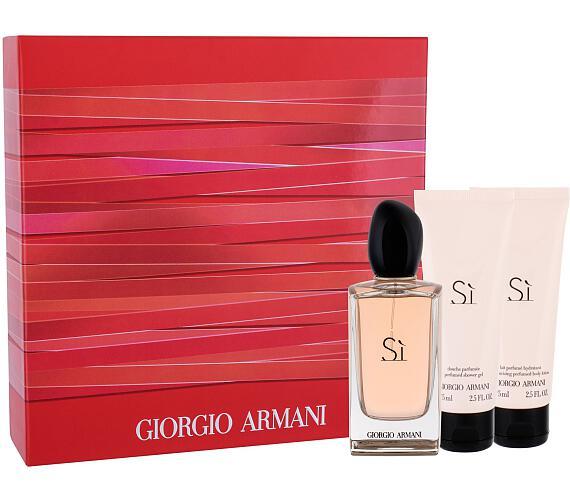 Parfémovaná voda Giorgio Armani Si + DOPRAVA ZDARMA