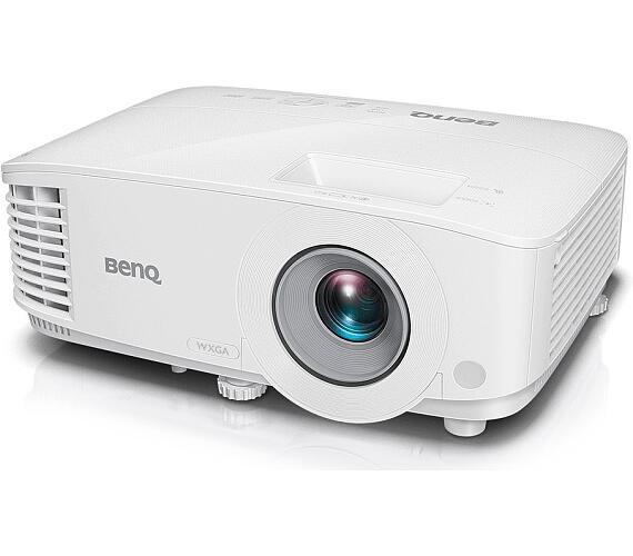 BenQ MW550 WXGA/ DLP projektor/ 3600 ANSI/ 20000:1/ VGA/ HDMI (9H.JHT77.13E)