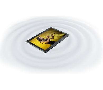 "Lenovo TAB4 10"" PLUS WIFI QC APQ8053 2,0GHz/3GB/16GB/10,1"" FHD/IPS/multitouch/Dolby Atmos/Android 7 černá ZA2M0102CZ + DOPRAVA ZDARMA"