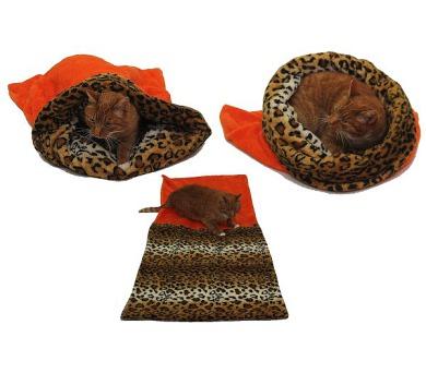 MARYSA pelíšek 3v1 pro kočky