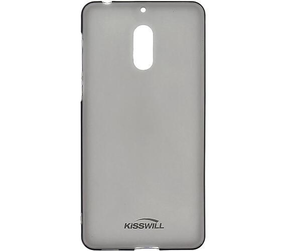 Kisswill TPU Pouzdro Black pro Nokia 6
