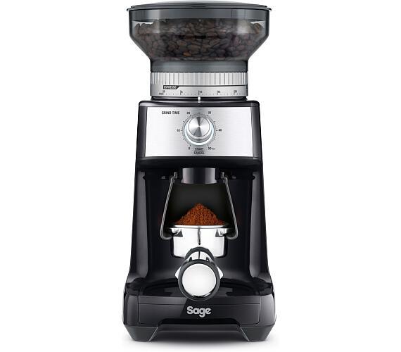 BCG600BKS Mlýnek na kávu černá Sage + záruka 3 roky po zaregistrování + DOPRAVA ZDARMA