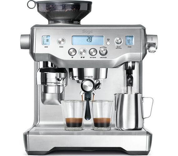 BES980 Espresso Sage + záruka 3 roky po zaregistrování + DOPRAVA ZDARMA
