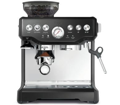 BES870BKS Espresso černé Sage + záruka 3 roky po zaregistrování + DOPRAVA ZDARMA